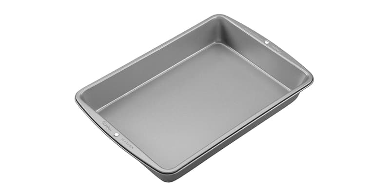 Wilton Recipe Right Non-Stick Oblong Cake Pan