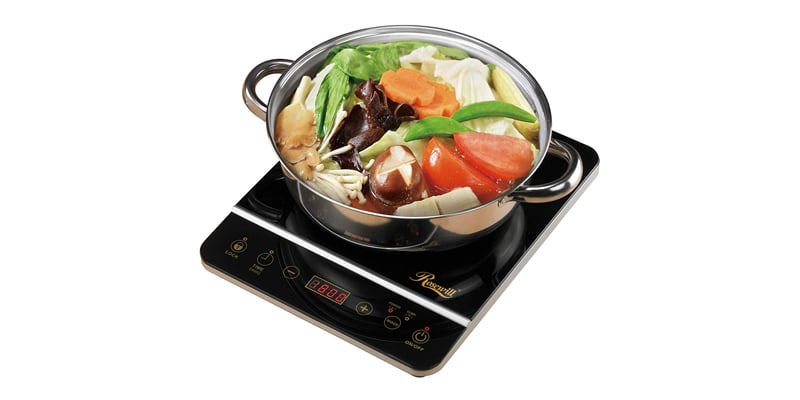 Rosewill RHAI-16001 1800-Watt Induction Cooktop