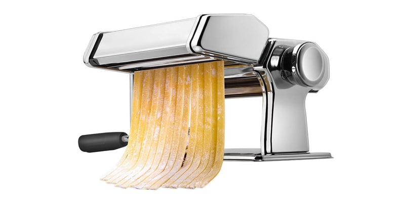iSiLER 9 Adjustable Thickness Settings Pasta Maker