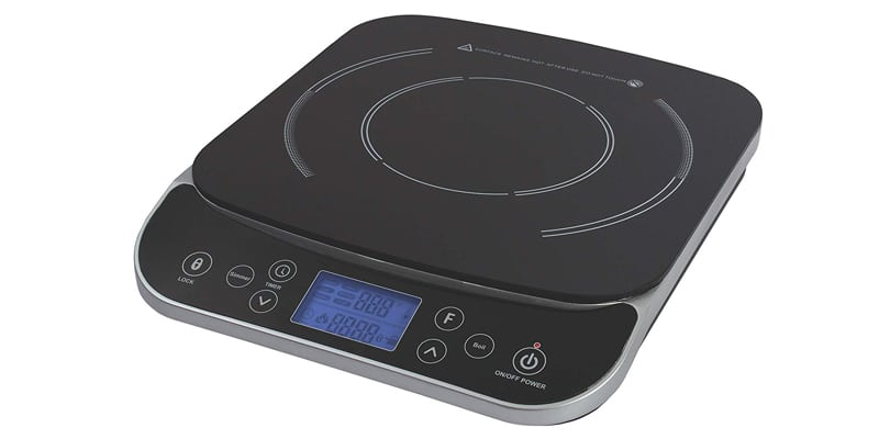 Max Burton #6450 Induction Cooktop Counter