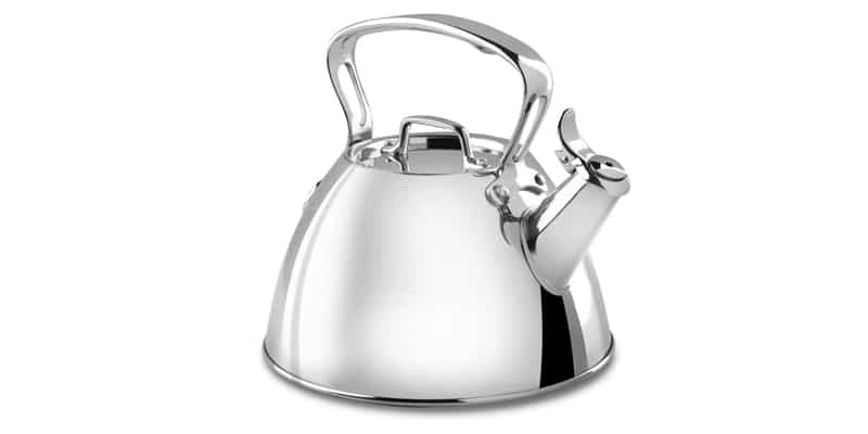 All-Clad E86199 Stainless Steel Tea Kettle