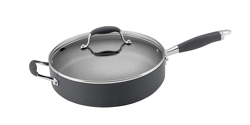 8 Best Saute Pans In 2019 Nonstick And Stainless Steel