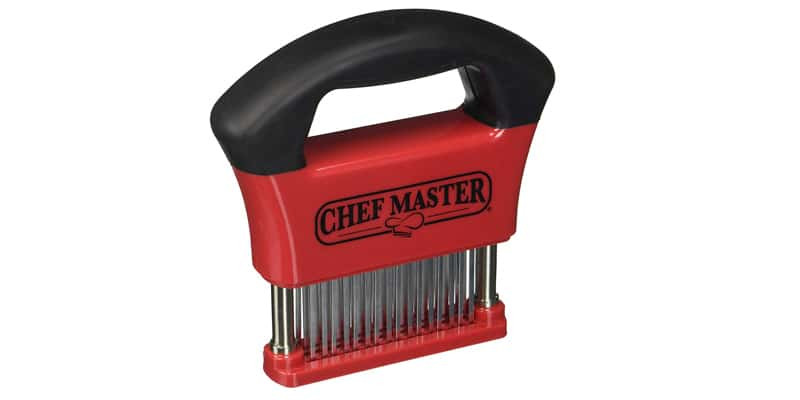 Chef-Master Mr. Bar-B-Q Professional Meat Tenderizer
