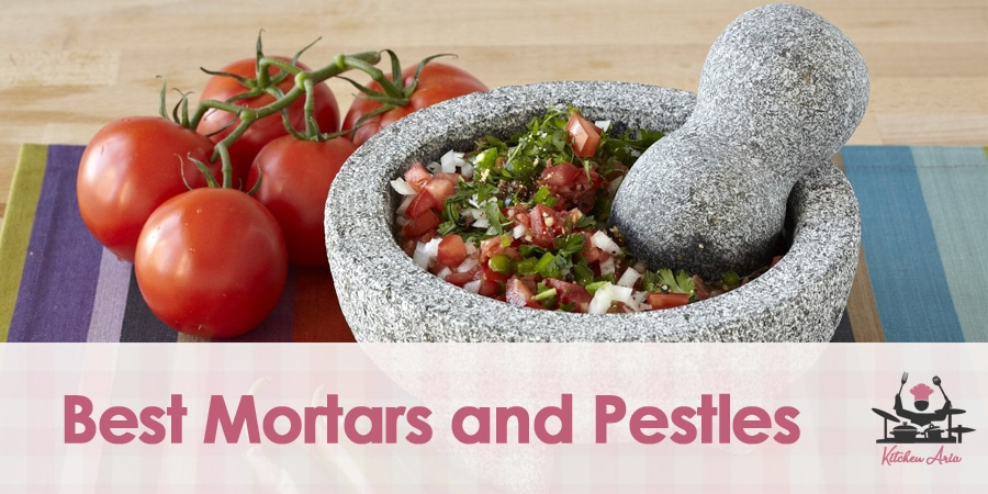 9 Best Mortars and Pestles in 2019