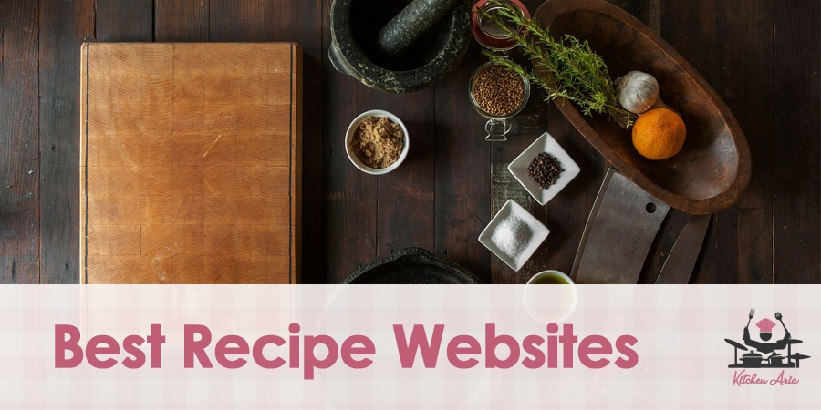 9 Best Recipe Websites in 2020