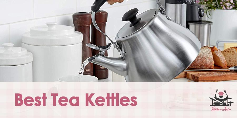 8 Best Tea Kettles in 2020