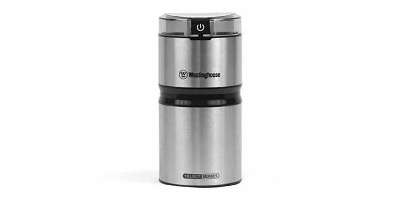 Westinghouse WCG21SSA Electric Coffee and Spice Grinder