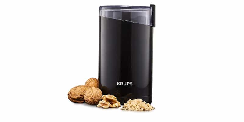 KRUPS F2034251 Electric Coffee and Spice Grinder