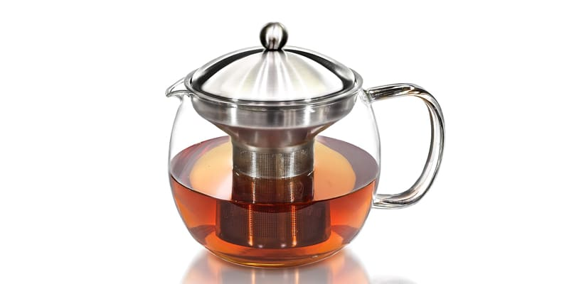 Willow and Everett Tea Pot and Tea Infuser Set