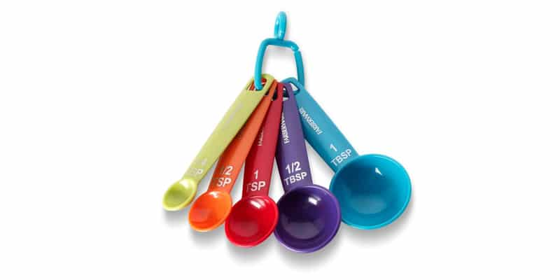 Farberware Color Measuring Spoons