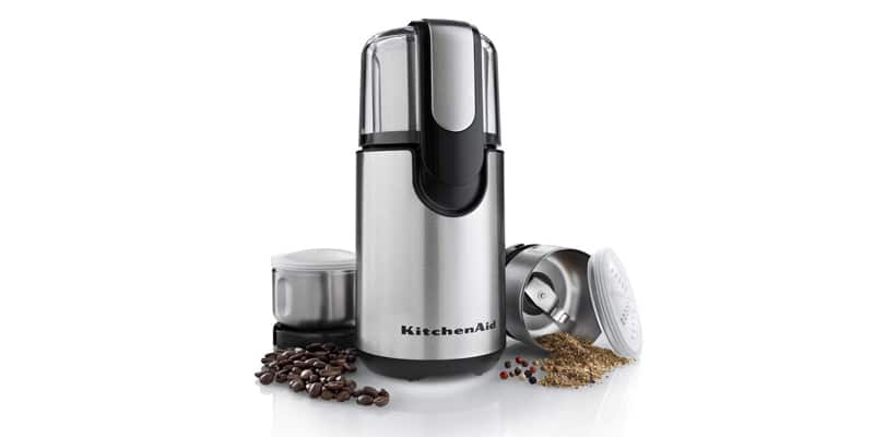 KitchenAid BCG211OB Blade Coffee and Spice Grinder