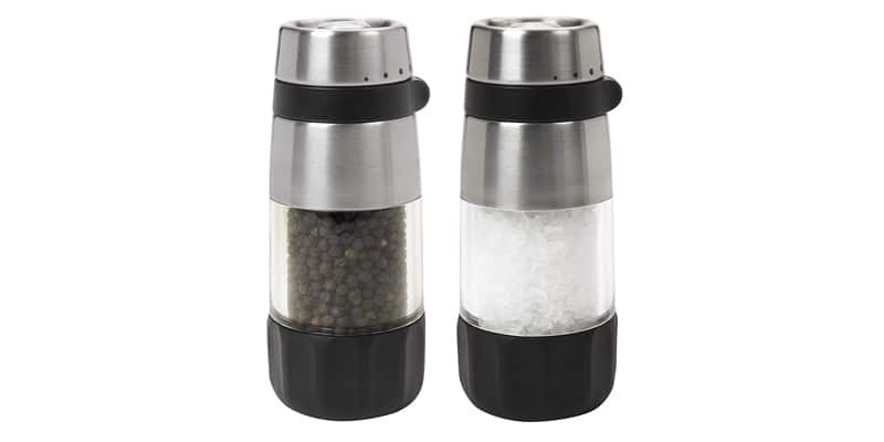 OXO Salt and Pepper Grinder Set
