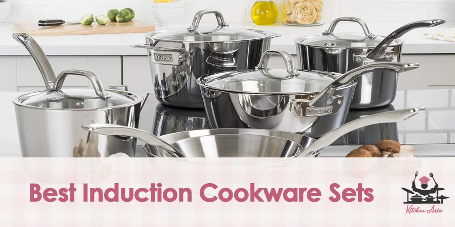 10 Best Induction Cookware Sets to Buy in 2019