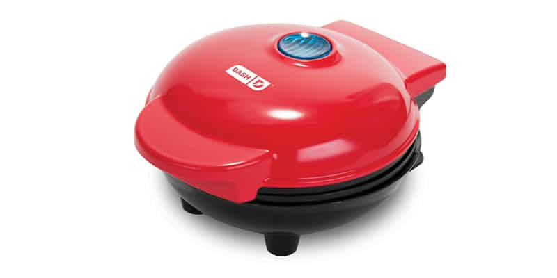 Dash DMS001RD Mini Maker Electric Round Griddle