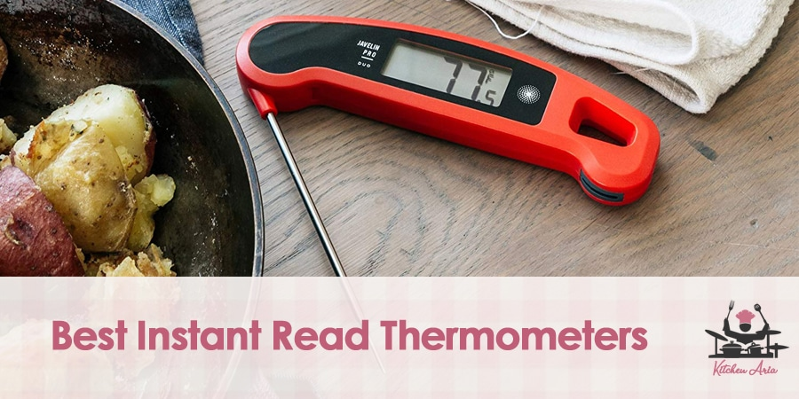 9 Best Instant Read Thermometers For Your Kitchen
