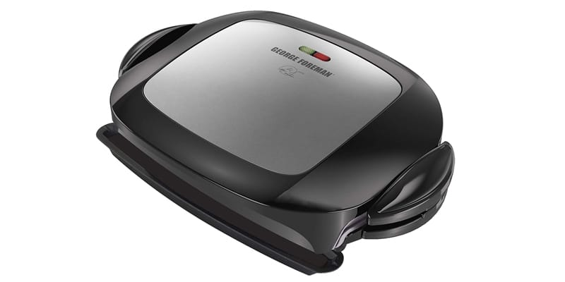 George Foreman 5-Serving Grill GRP472P