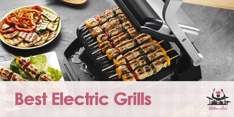 10 Best Electric Grills to Choose in 2020