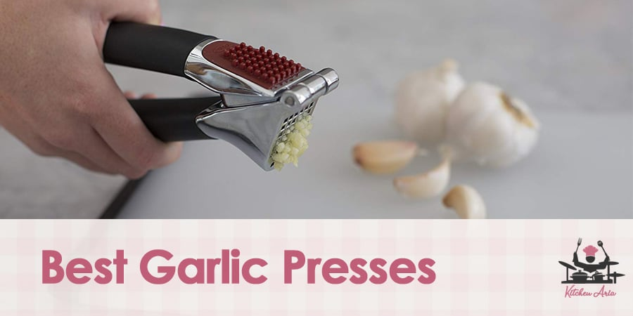 11 Best Garlic Presses in 2019