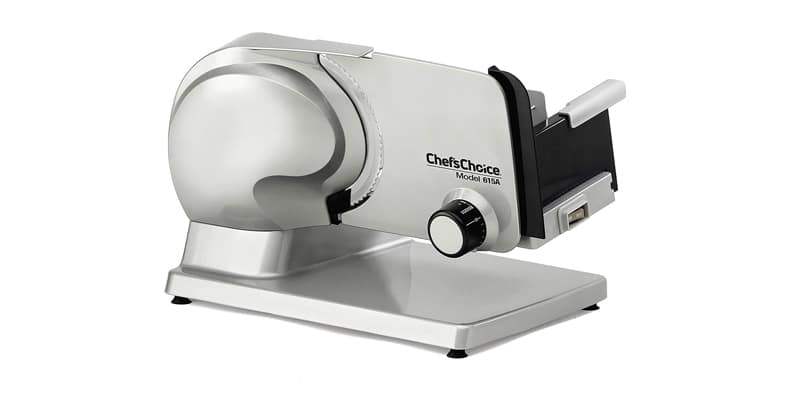 ChefsChoice 615A Electric Meat Slicer