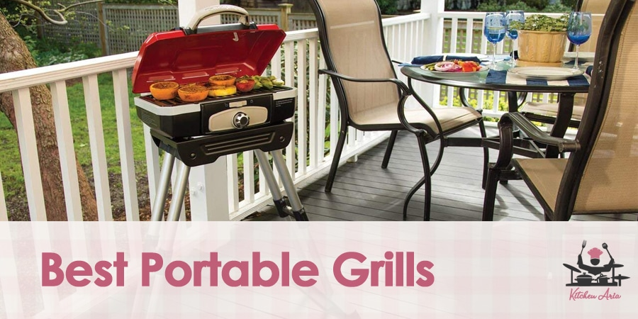 9 Best Portable Grills to Buy in 2020