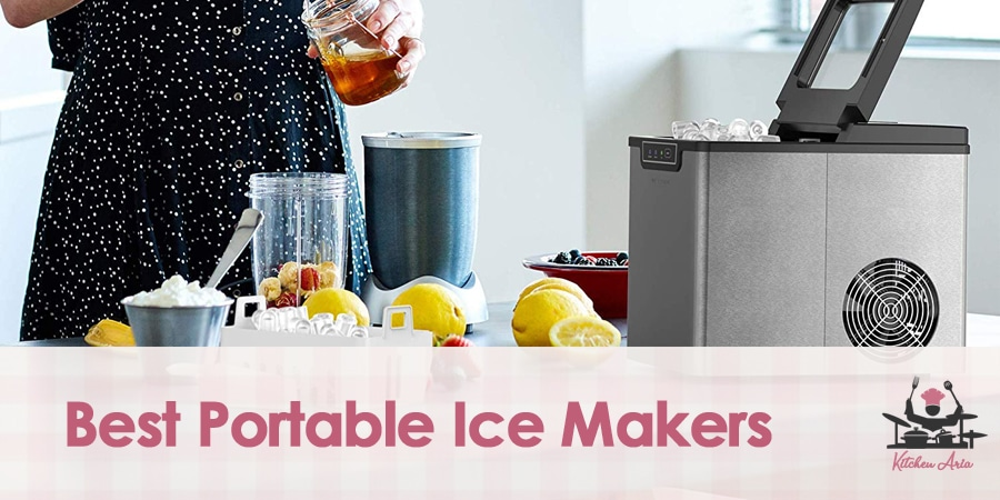 8 Best Portable Ice Makers in 2019