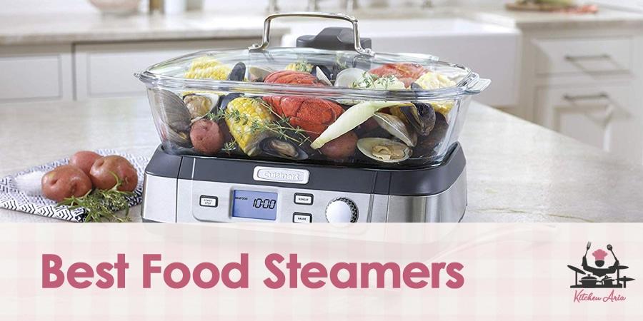 10 Best Food Steamers to Choose in 2019