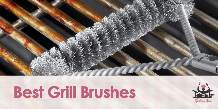10 Best Grill Brushes in 2020