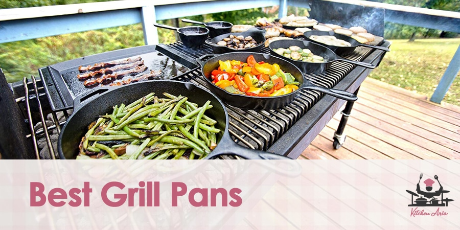 9 Best Grill Pans to Buy in 2019