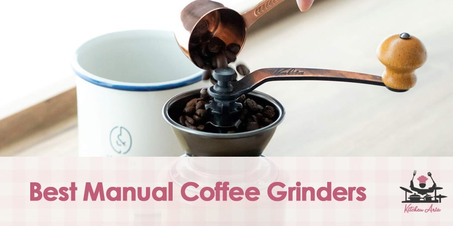 8 Best Manual Coffee Grinders in 2020