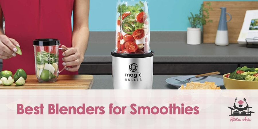 8 Best Blenders for Smoothies in 2020
