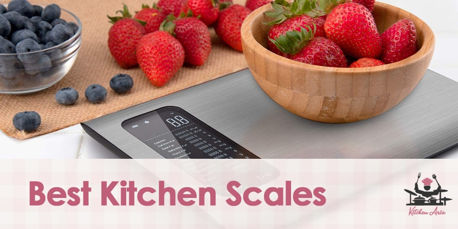 The Best Kitchen Scales in 2021