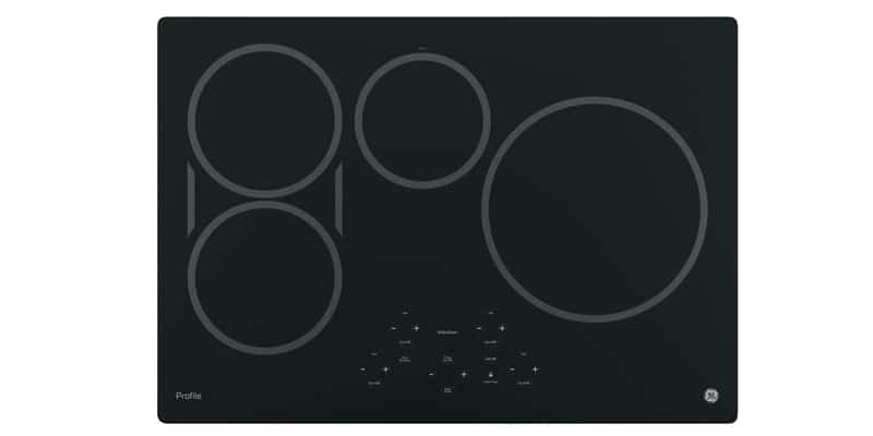 GE PHP9030DJBB 30 inch Induction Cooktop