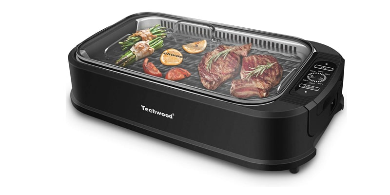 Techwood Smokeless Grill 1500W