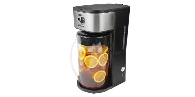 Brentwood KT-2150BK Iced Tea and Coffee Maker