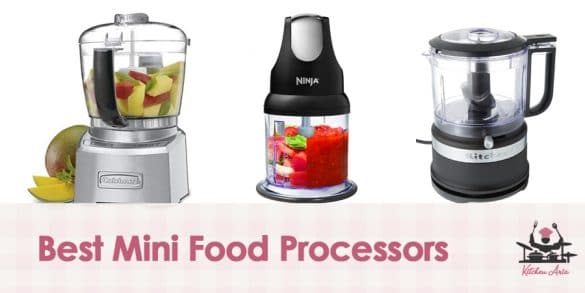 Best Mini Food Processors
