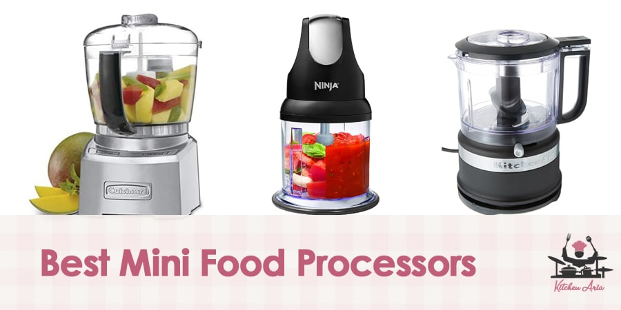The Best Mini Food Processors in 2021