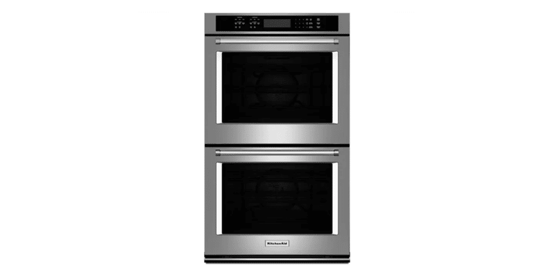 KitchenAid KODE500ESS Self-Cleaning Double Electric Wall Oven