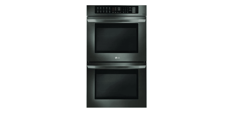 LG LWD3063BD Double Electric Wall Oven