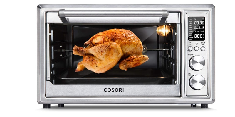 COSORI CO130-AO Convection Roaster with Rotisserie and Dehydrator