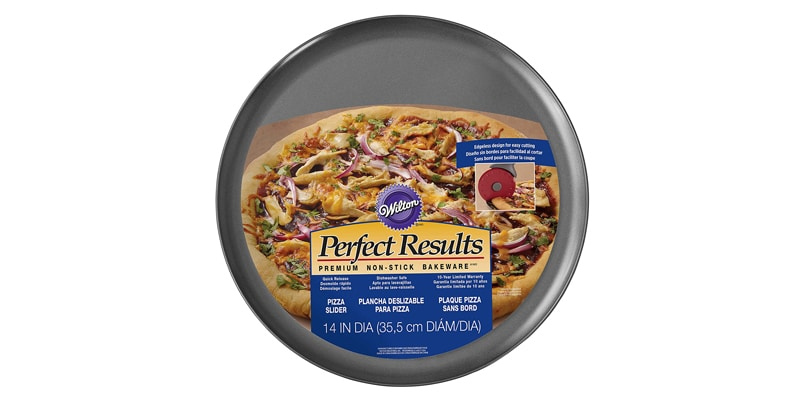 Wilton 14-Inch Perfect Results Pizza Pan
