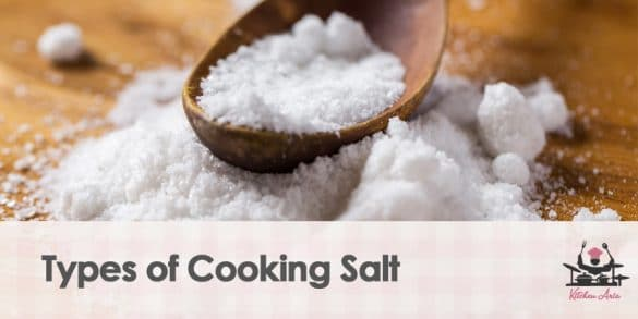 Types of Cooking Salt